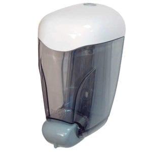 Image of a wall dispenser for hand sanitiser
